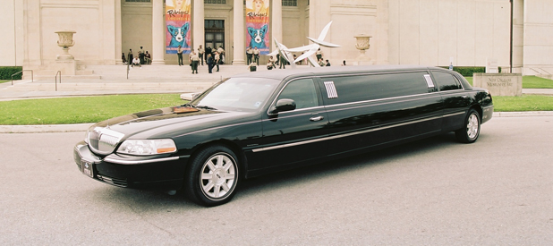 Limousine car
